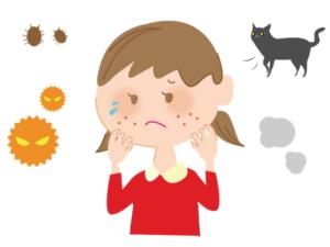 猫アレルギーでも猫と暮らしたい!